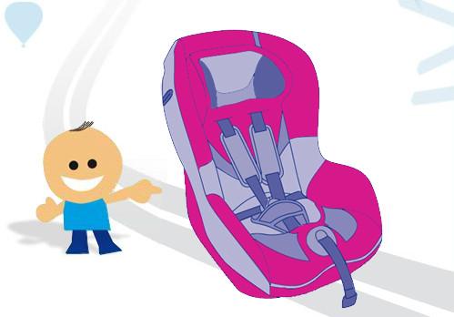 Consejos para vacaciones con niños y viajes en coche