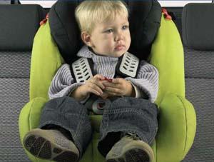 Sillas de seguridad para niños en coches
