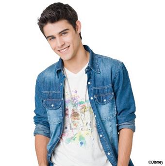 Tomás, de la serie de Disney Channel Violetta