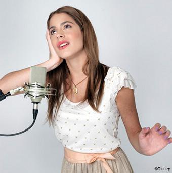 Disney Channel Violetta, personaje de la serie