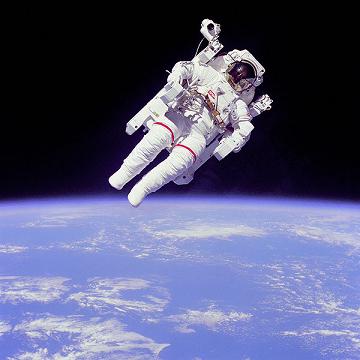 Astronauta. Todos podemos ser astronautas