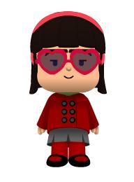 Crear tu avatar de Pocoyó. Web para niños