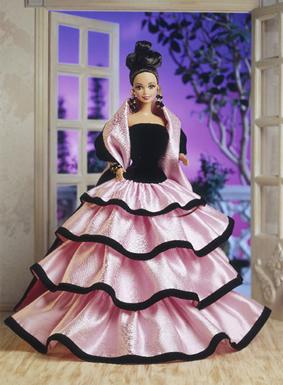 Historia de la Barbie: Primera Barbie