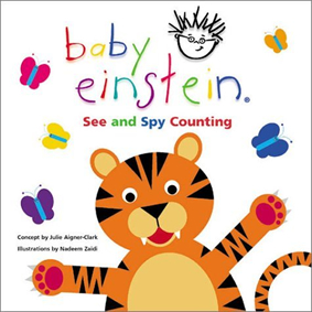 Disney: DVD Baby Einstein