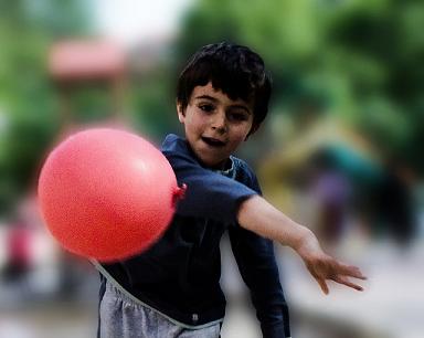 Balón prisionero: Reglas y juego. Juegos con balón