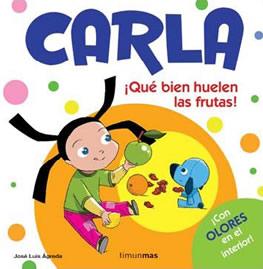 Libros infantiles: Los libros de Carla de Timun Mas
