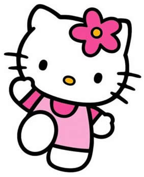 Hello Kitty, historia real