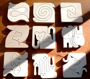 Juguetes artesanales para niños, juguetes artesanales de madera