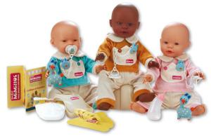 Muñecas bebés. Muñecos bebés