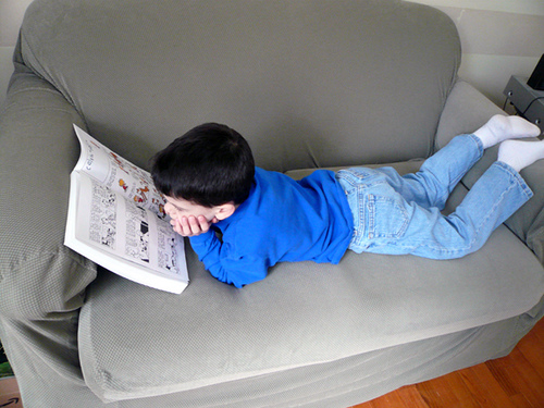 Lectura para niños: Beneficios de leer