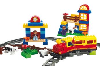 Juguetes de construcción para niños. Construcciones para niños